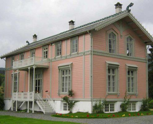 Lynn Entreprenør A/S - Bullahuset påOsterøy