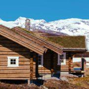 Hytte i fjellet - Lynn Entreprenør A/S