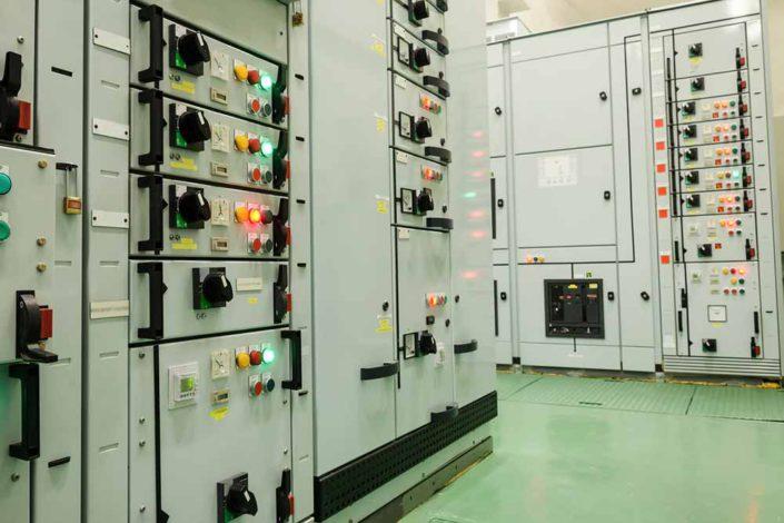 Elektroinstallasjon-industri