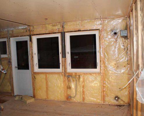 Oppussing av hus - Lynn Entreprenør A/S